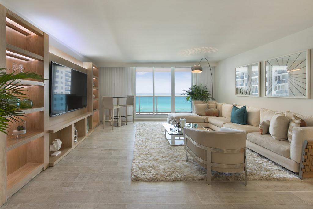 1 hotel residences miami beach fl for Hotel design group